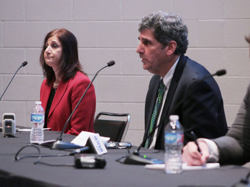 State senate candidates square off in VCU Commons