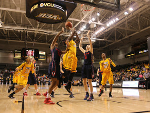 Rams top George Mason after first home loss to Dayton