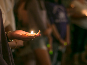 Active Minds at VCU hosts vigil for freshman who passed away from 13-story fall