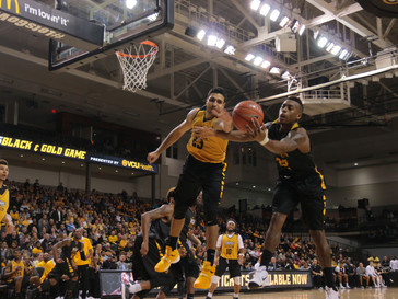 Black and Gold scrimmage features new, old talent