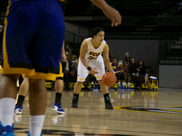 Women's basketball gets road win in the Big Apple