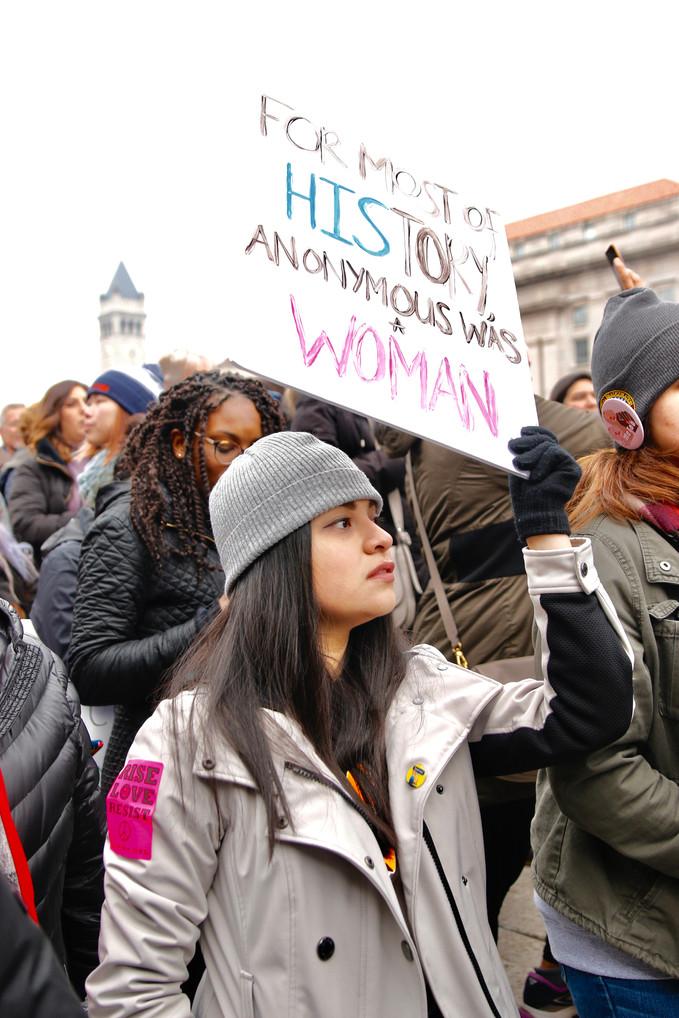 Women's March - January 2019