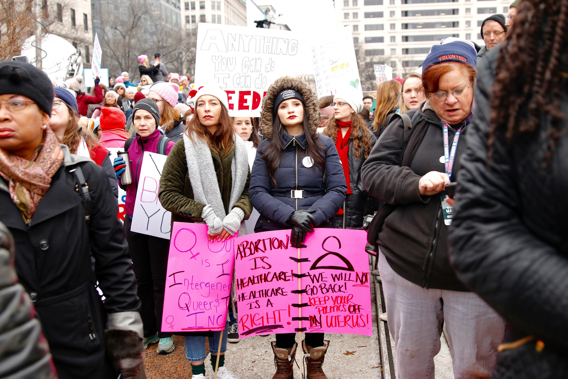 Women's March - January 2019