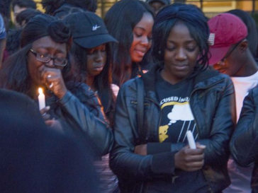 VCU gathers to remember slain student Samuel Kwarteng