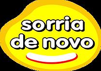Logo Sorria de novo