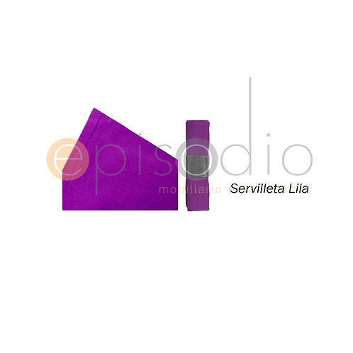 Servilleta Lila