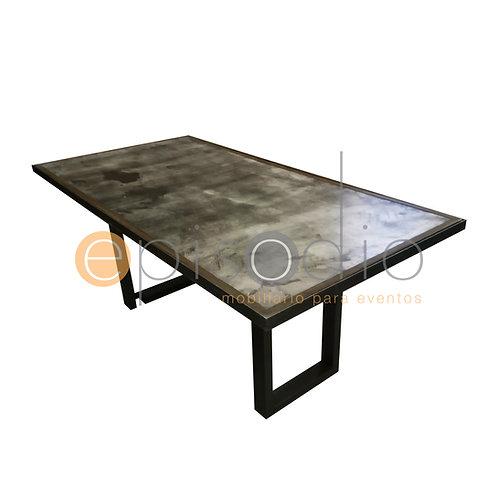 Mesa Rectangular Original de Cemento