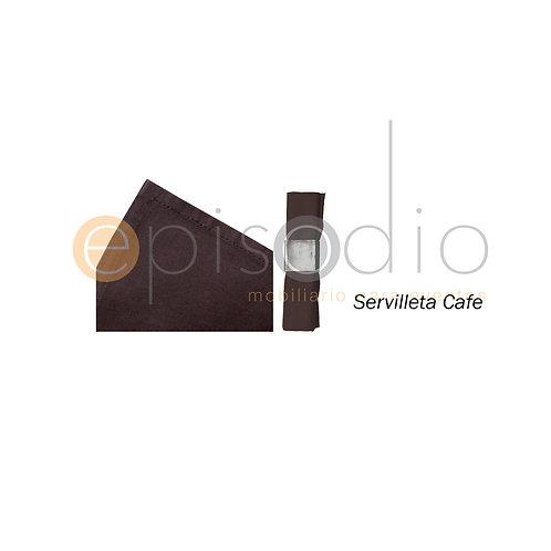 Servilleta Café