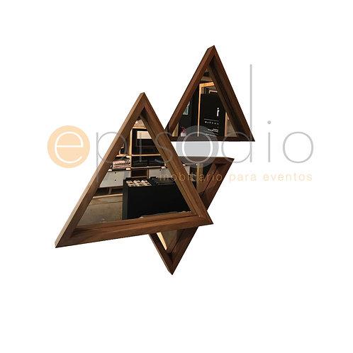 Espejos Triangulares