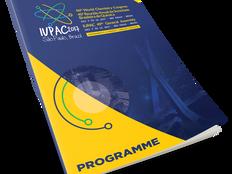 Всемирный химический конгресс IUPAC2017 в Бразилии