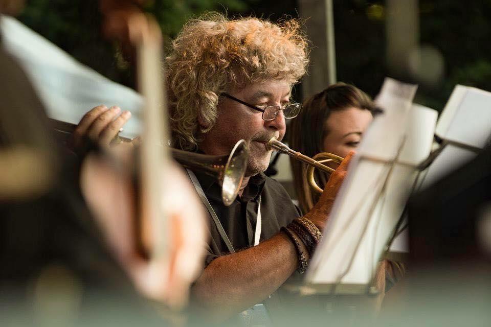 York Proms trumpet