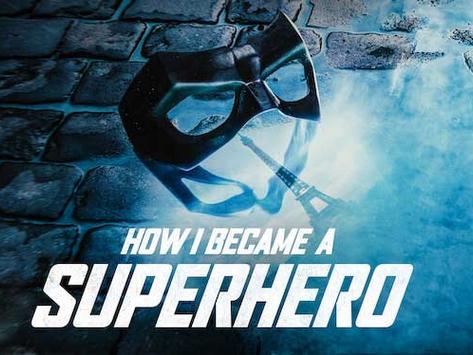 Movie Review: How I Became a Superhero 2021 (NETFLIX)