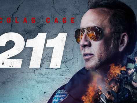 Movie Review: 211 (2018)