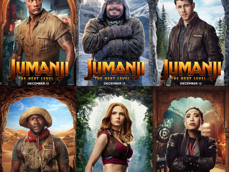 Movie Review: Jumanji The Next Level