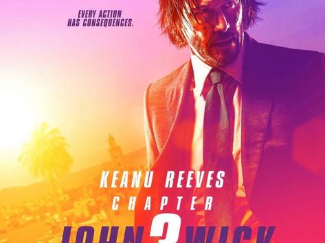 Movie Review: John Wick 3: Parabellum