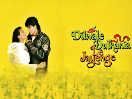 Movie Reviews: Dilwale Dulhania Le Jayenge (DDLJ)