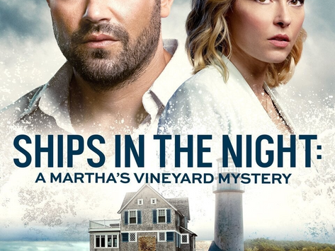 Movie Reviews: Martha's Vineyard Mysteries: Ships in the Night