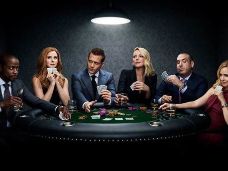 TV Show Review REWATCHED: Suits Season 8