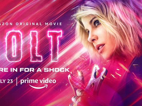 Movie Review: JOLT (2021) R+18 (Amazon Prime)