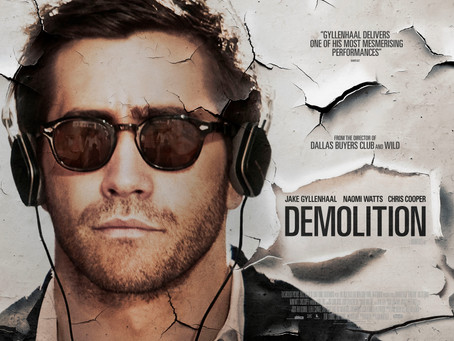 Movie Review: Demolition (2015)