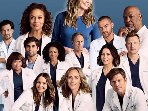 TV Show Review: Grey's Anatomy Season 2 to Season 17
