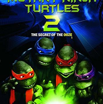 Movie Review: Teenage Mutant Ninja Turtles: II: The Secret of the Ooze (NETFLIX)