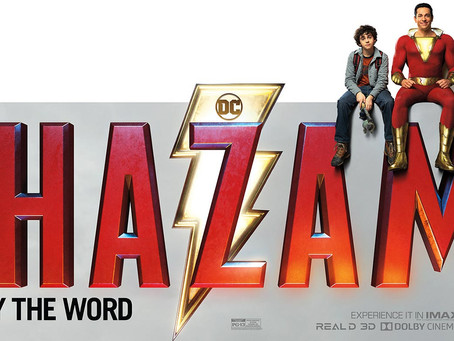 Movie Review: Shazam