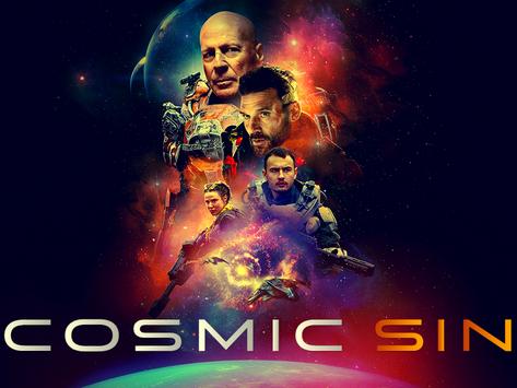 Movie Reviews: Cosmic Sin (2021)