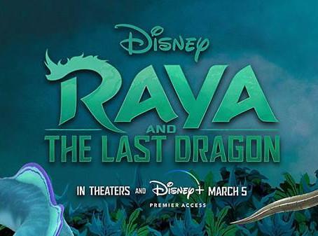 Movie Review: Raya & The Last Dragon