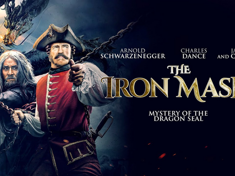 Movie Review: IRON MASK 2019