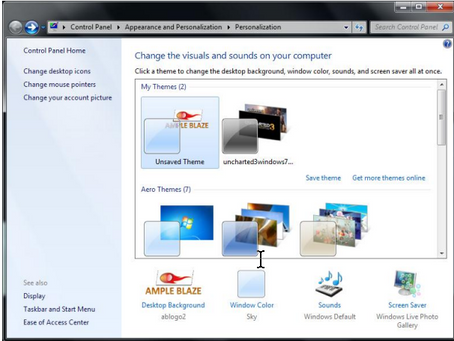 How to Change Your Windows 7 Background