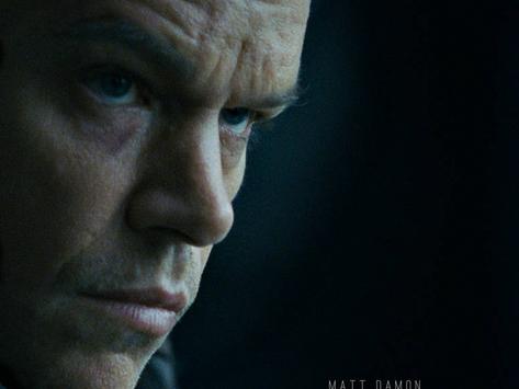 Movie Reviews: Jason Bourne (2016)