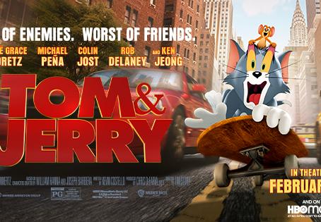 Movie Review: Tom & Jerry