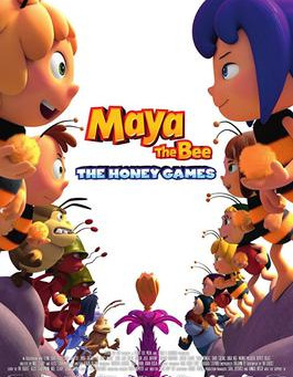 Movie Review: Maya The Bee: The Honey Games