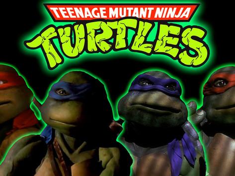 Movie Review: The Teenage Mutant Ninja Turtles (1990)
