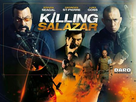 Movie Review: Killing Salazar aka Cartels