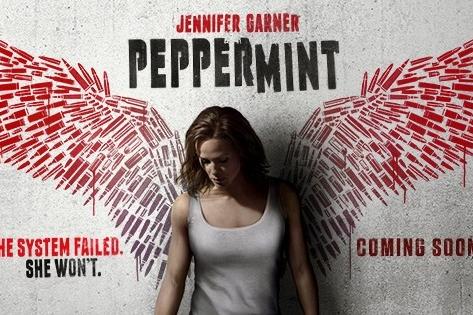 Movie Review: Peppermint 2018 (NETFLIX)