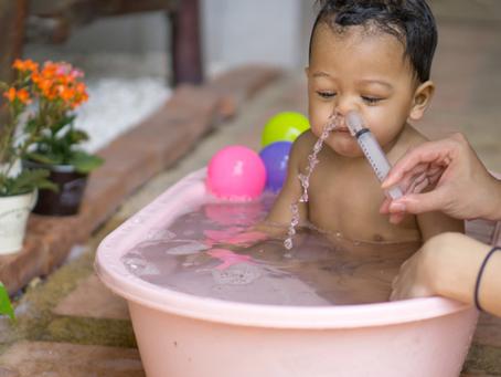 Como fazer a higiene nasal do bebê?