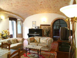 Apt. Girasoli - livingroom