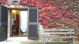 Double bedroom Girasoli - private entrance and garden