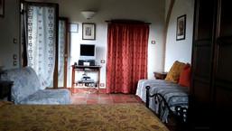 Double bedroom Girasoli - view