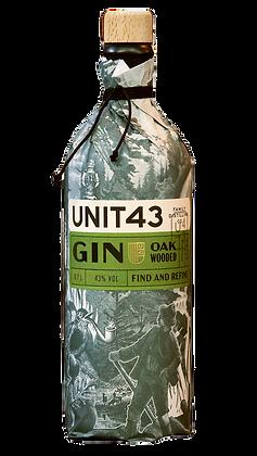 Unit43 Oak Wooded Gin