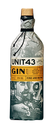 Unit43 Original Dry Gin