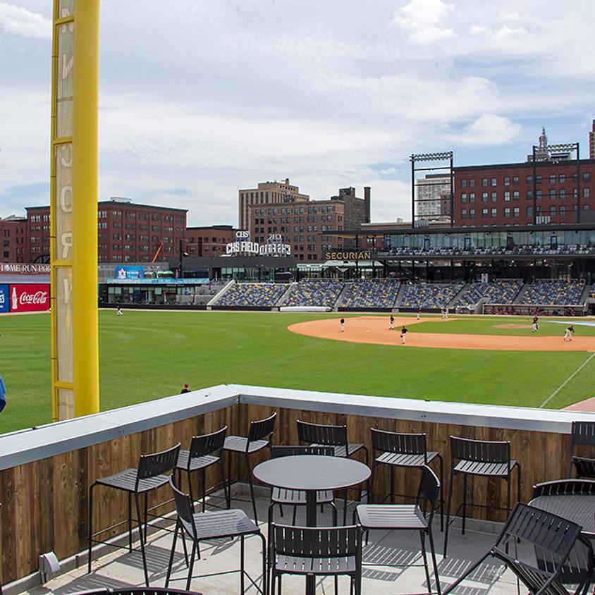 Lunch & Learn + Networking Baseball Game w/ St. Paul Saints