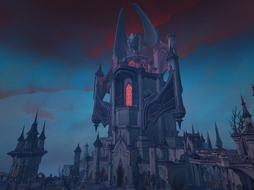 Shadowlands: Castillo de Nathria