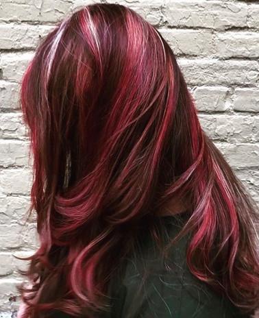 Red Blonde 1