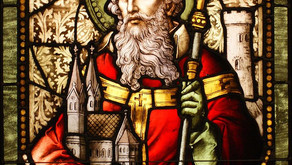 March 17 St. Patrick's Feast Day