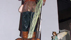 St. Isidro Labrador's Feast Day May 15