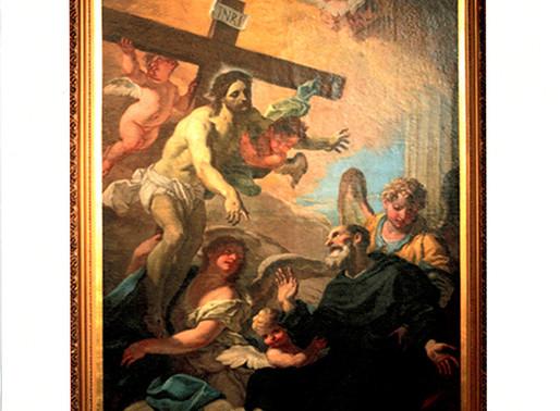 Jesus the Healer: St. Peregrine. OSM, the Helper