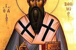 January 1, St. Basil's Feastday